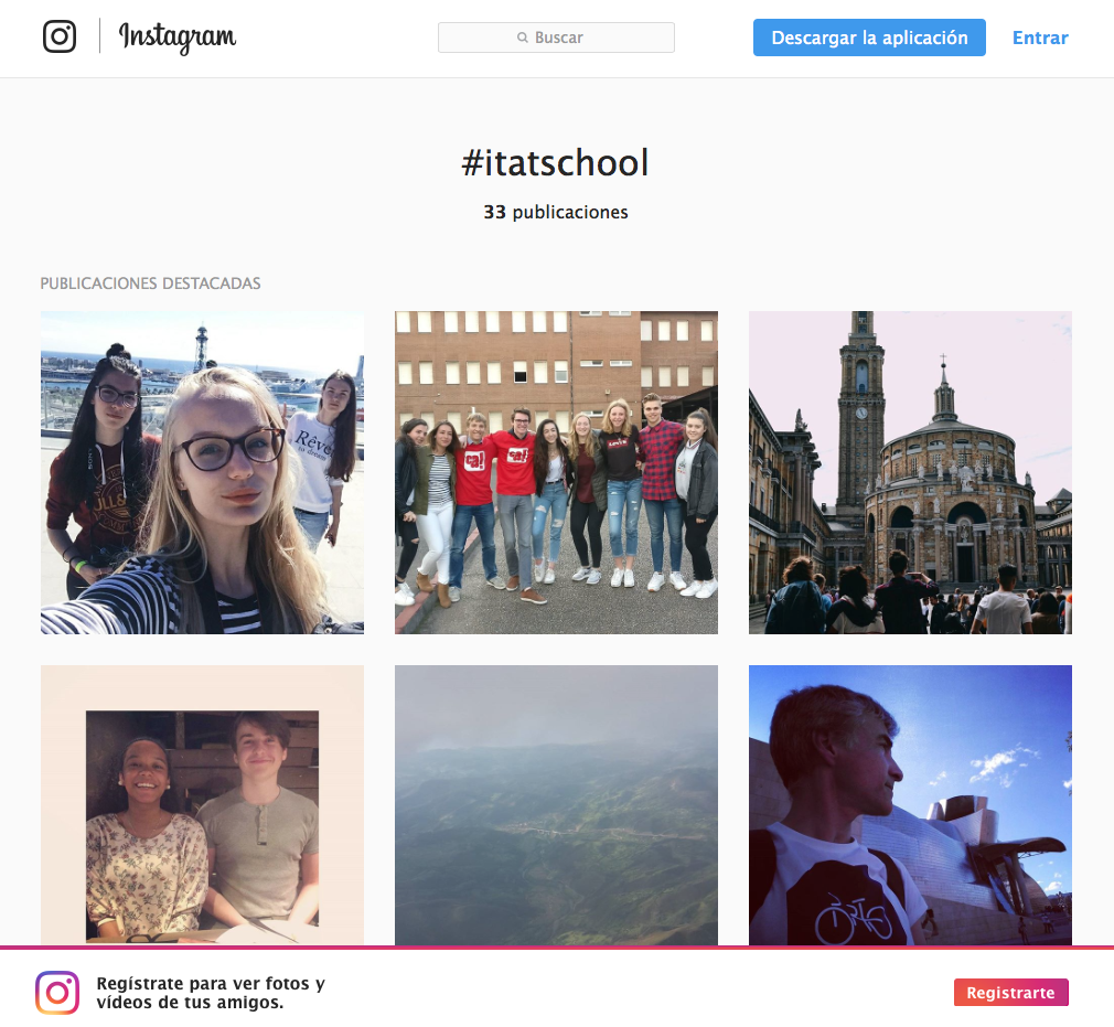 #ITatSchool on Instagram
