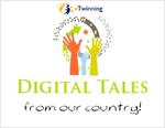 Digital tales from our country- Ψηφιακά παραμύθια του τόπου μας!!!